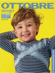 OTTOBRE design Kids 1/2018 - Весна